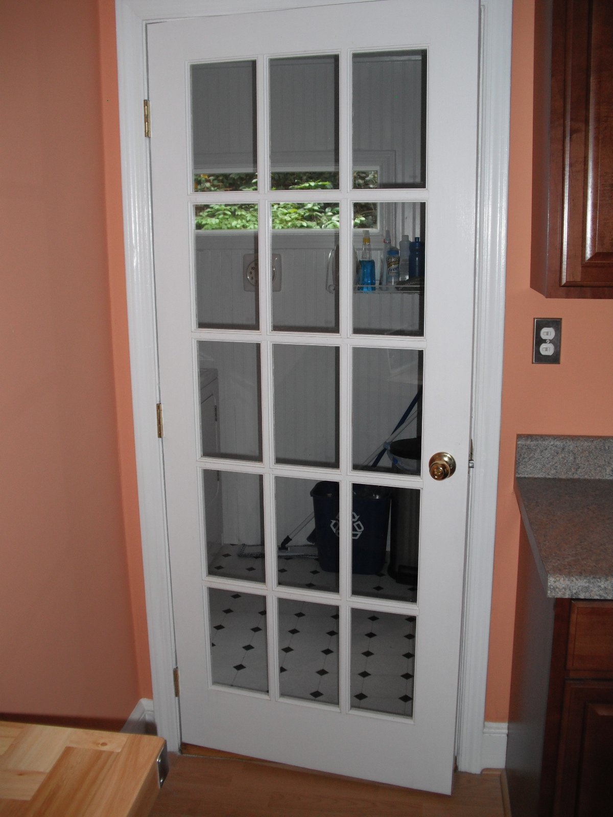 Doors for kitchen home design for Kitchen door with window