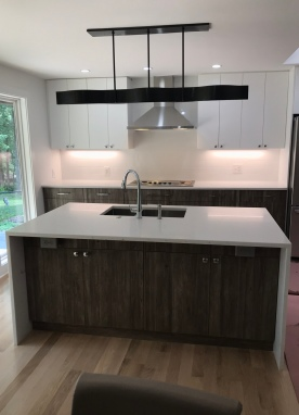 Whole home remodel, after